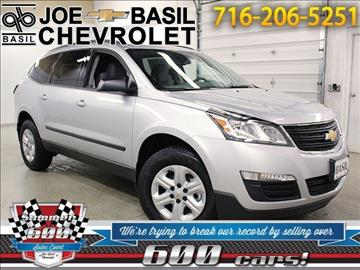2017 Chevrolet Traverse for sale in Depew, NY