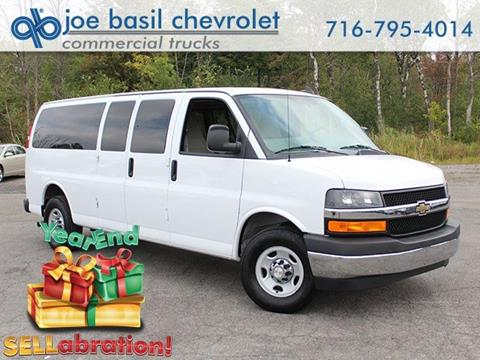 2017 Chevrolet Express Passenger for sale in Depew, NY