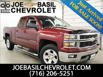 2014 Chevrolet Silverado 1500 for sale in Depew, NY