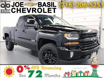 2017 Chevrolet Silverado 1500 for sale in Depew, NY