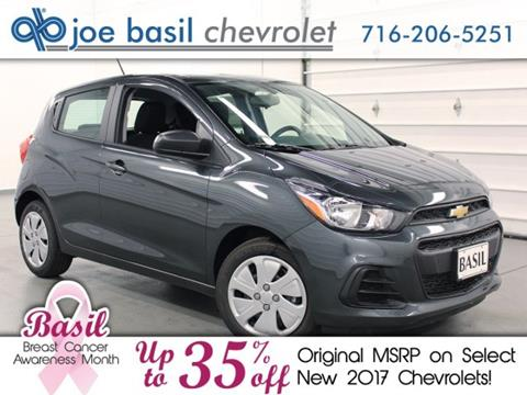 2017 Chevrolet Spark for sale in Depew, NY