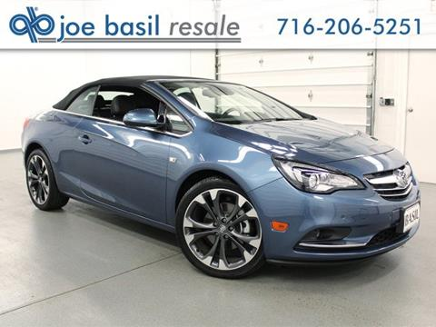 2016 Buick Cascada for sale in Depew, NY
