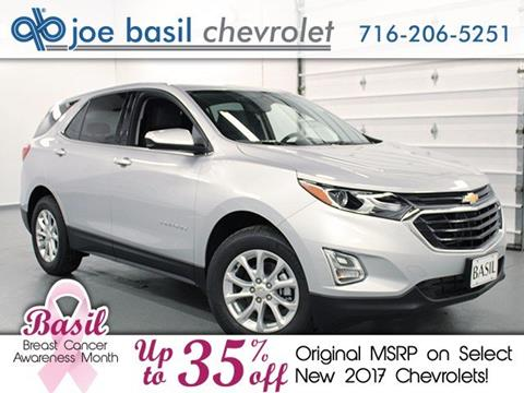 2018 Chevrolet Equinox for sale in Depew, NY