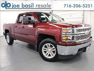 Joe Basil Chevy >> 2015 Chevrolet Silverado 1500 For Sale - Carsforsale.com