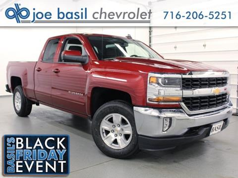 2018 Chevrolet Silverado 1500 for sale in Depew, NY