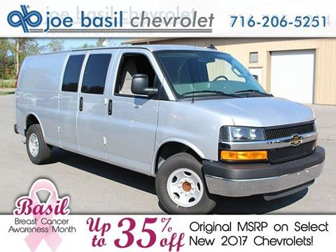 2016 Chevrolet Express Cargo for sale in Depew, NY