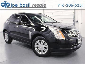 2015 Cadillac SRX for sale in Depew, NY