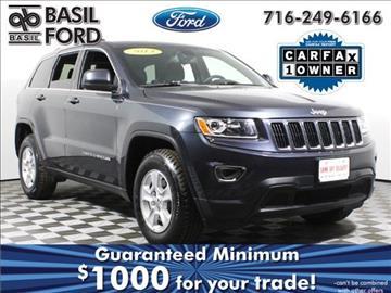 2014 Jeep Grand Cherokee for sale in Cheektowaga, NY