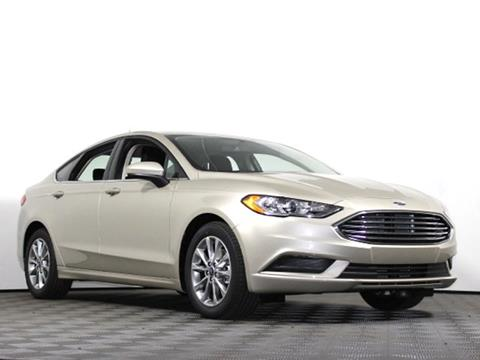 2017 Ford Fusion for sale in Cheektowaga, NY