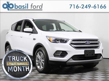2017 Ford Escape for sale in Cheektowaga, NY