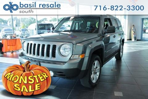 2012 Jeep Patriot for sale in Buffalo, NY