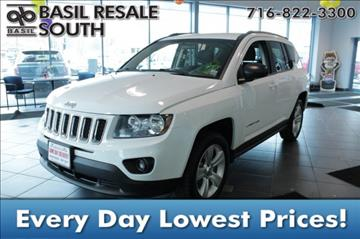 2014 Jeep Compass for sale in Buffalo, NY