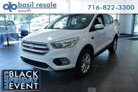 2017 Ford Escape for sale in Buffalo, NY
