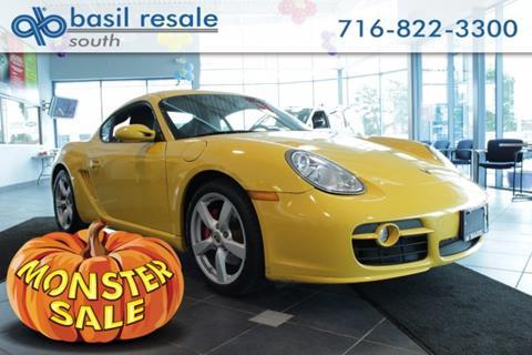 2007 Porsche Cayman for sale in Buffalo, NY