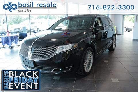 2013 Lincoln MKT for sale in Buffalo, NY