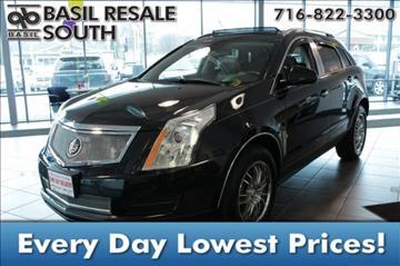 2011 Cadillac SRX for sale in Buffalo, NY