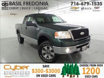 2007 Ford F-150 for sale in Fredonia, NY