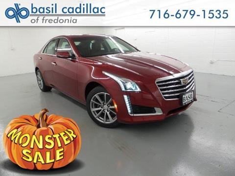 2017 Cadillac CTS for sale in Fredonia, NY