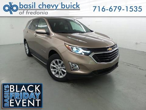 2018 Chevrolet Equinox for sale in Fredonia, NY