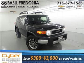 2013 Toyota FJ Cruiser for sale in Fredonia, NY