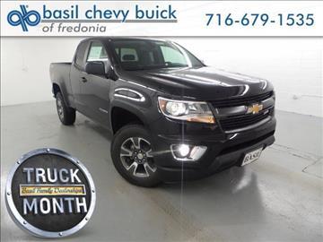 2017 Chevrolet Colorado for sale in Fredonia, NY