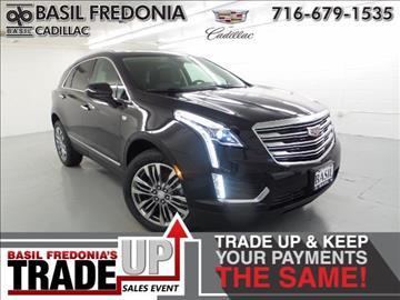 2017 Cadillac XT5 for sale in Fredonia, NY