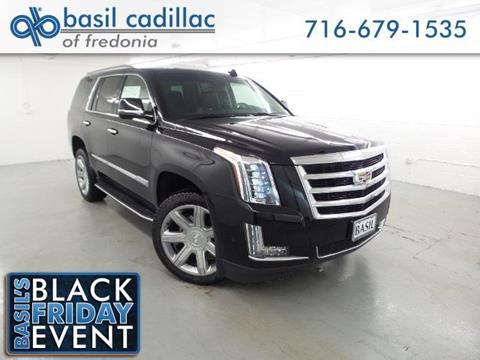 2018 Cadillac Escalade for sale in Fredonia, NY