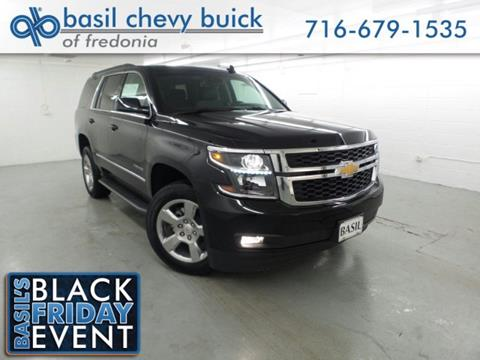 2018 Chevrolet Tahoe for sale in Fredonia, NY