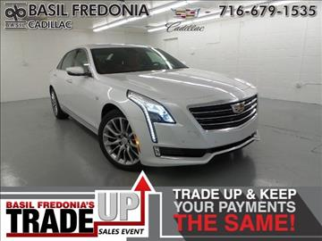 2017 Cadillac CT6 for sale in Fredonia, NY