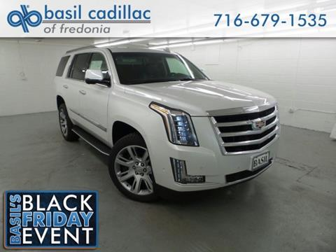 2017 Cadillac Escalade for sale in Fredonia, NY