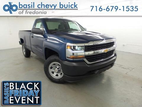 2018 Chevrolet Silverado 1500 for sale in Fredonia, NY
