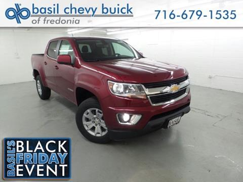 2018 Chevrolet Colorado for sale in Fredonia, NY