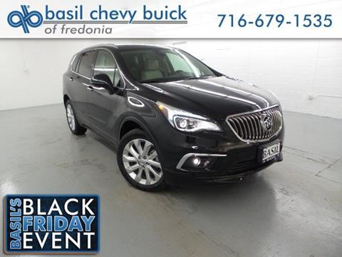 2017 Buick Envision for sale in Fredonia, NY