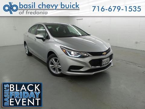 2018 Chevrolet Cruze for sale in Fredonia, NY