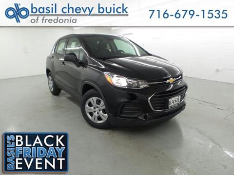2018 Chevrolet Trax for sale in Fredonia, NY
