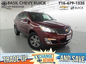 2017 Chevrolet Traverse for sale in Fredonia, NY