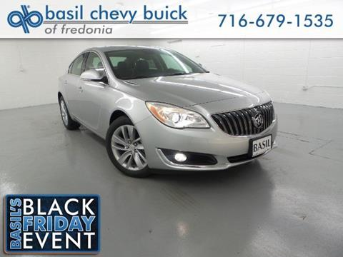 2017 Buick Regal for sale in Fredonia, NY