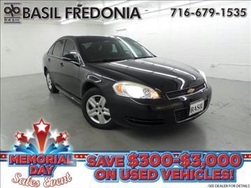 2010 Chevrolet Impala for sale in Fredonia, NY