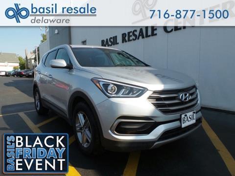 2017 Hyundai Santa Fe Sport for sale in Buffalo, NY