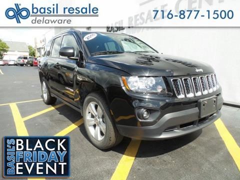 2016 Jeep Compass for sale in Buffalo NY