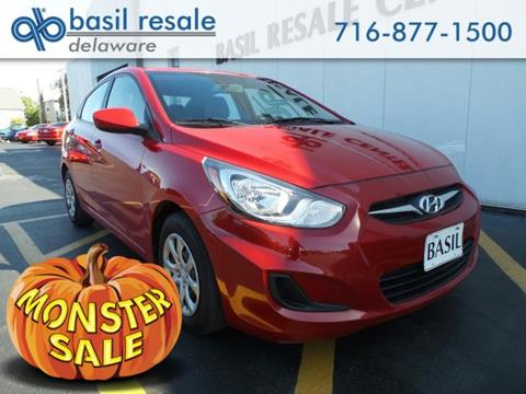 2013 Hyundai Accent for sale in Buffalo NY