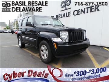 2012 Jeep Liberty for sale in Buffalo, NY