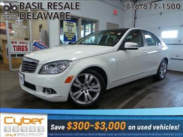 2011 Mercedes-Benz C-Class for sale in Buffalo, NY