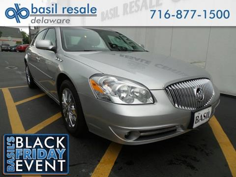 2010 Buick Lucerne for sale in Buffalo NY