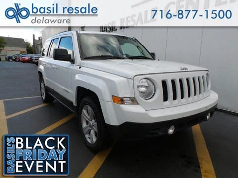 2017 Jeep Patriot for sale in Buffalo, NY
