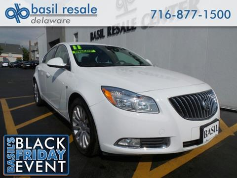 2011 Buick Regal for sale in Buffalo NY
