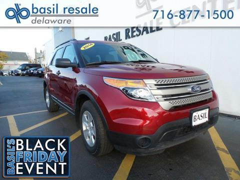 2014 Ford Explorer for sale in Buffalo, NY
