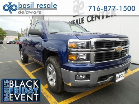 2014 Chevrolet Silverado 1500 for sale in Buffalo NY