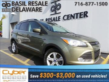 2014 Ford Escape for sale in Buffalo, NY