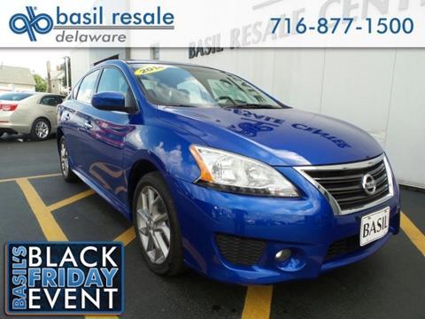 2014 Nissan Sentra for sale in Buffalo, NY
